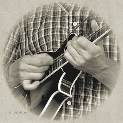 Finger Pickin' Good 5 Art Print by Kae Cheatham