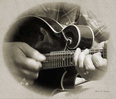 Finger Pickin' Good 6 Art Print by Kae Cheatham