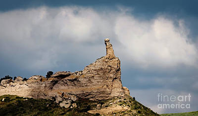 Photograph - Finger Rock by Jon Burch Photography