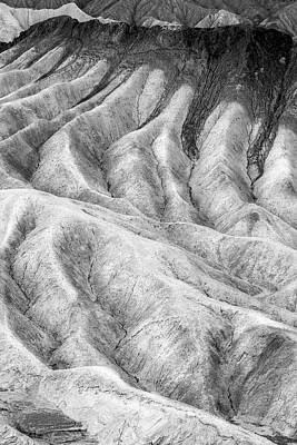 Photograph - Fingers In Death Valley by Jon Glaser