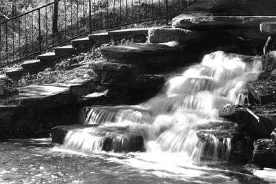 Photograph - Finlay Park 124 Bw by Joseph C Hinson Photography
