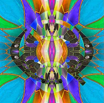 Warrior Goddess Digital Art - Finus by Raymel Garcia