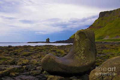 Fionn Mac Cumhaill Photograph - Fionn Mac Cumhaill's Boot by Alexander Wilson