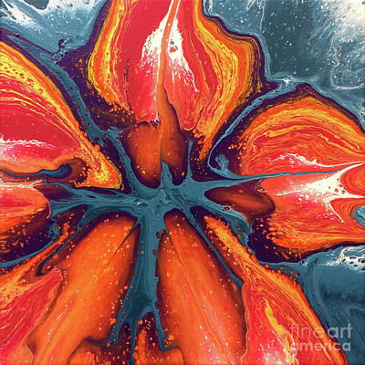 Painting - Fiori In Aria by Lon Chaffin