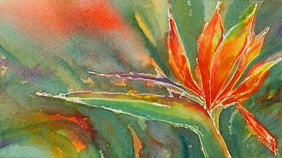 Painting - Fire Birds by Tara Moorman