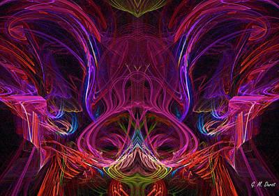 Fire Dance Original by Michael Durst