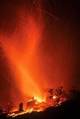 Photograph - Fire Devil by Robert Potts