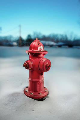 Photograph - Fire Hydrant by Yo Pedro