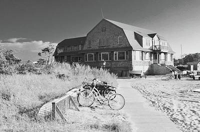 Photograph - Fire Island Life by Joe Burns