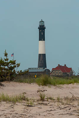 Photograph - Fire Island Lighthouse by Jose Oquendo