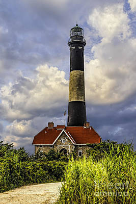Photograph - Fire Island Lighthouse by Nick Zelinsky