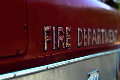 Berry College Photograph - Fire by Jason Blalock