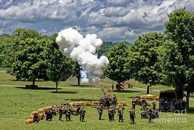 Photograph - Fire by Paul Mashburn