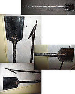 Fire Place Tools Original