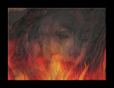 Photograph - Fire Spirits by Ed Hall