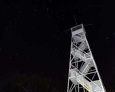 Photograph - Fire Tower  by Joseph Caban