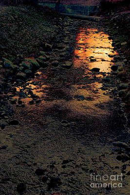 Photograph - Fire Water by Jesse Ciazza