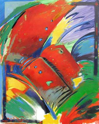 Firecracker Art Print by Gary Coleman
