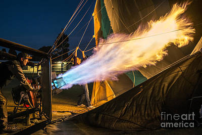 Photograph - Fired Up by Ray Warren