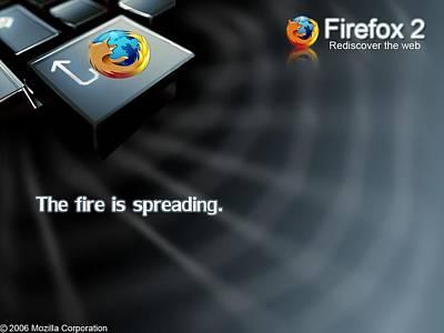 Yellow Digital Art - Firefox by Super Lovely