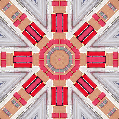 Firehall 2315k8 Art Print by Brian Gryphon