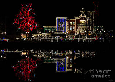 Photograph - Firemans Landing Christmas by Jennifer White