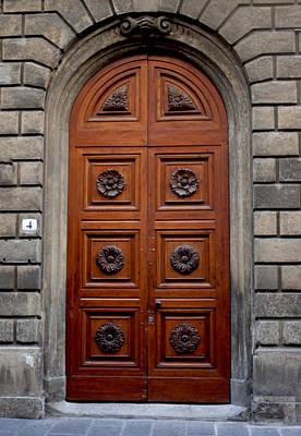 Firenze Door Art Print