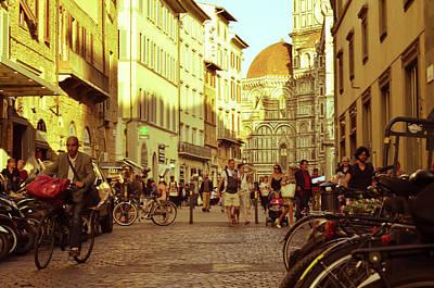 Photograph - Firenze Giorgno by La Dolce Vita