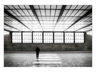 European City Digital Art - Firenze by Marco Hietberg