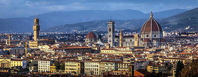 Photograph - Firenze by Sonny Marcyan