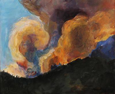 Firestorm Original by Julia Evans