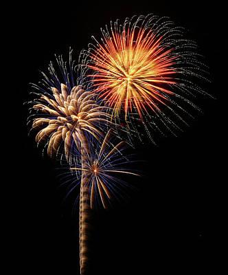 Photograph - Firework Eyecandy by Elaine Malott