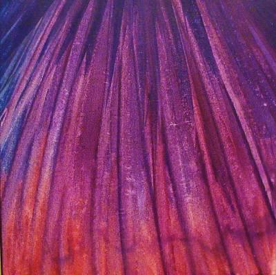 Painting - Fireworks II by Anna Villarreal Garbis
