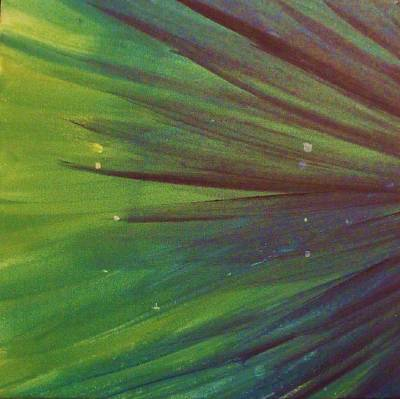 Painting - Fireworks IIi by Anna Villarreal Garbis