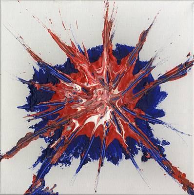 Fireworks Original by Phil Strang