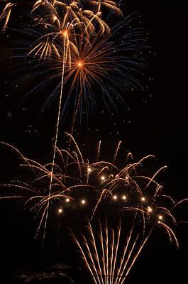 Photograph - Fireworks by Tam Ryan