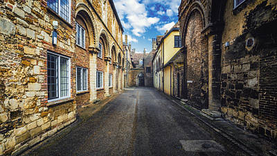 Photograph - Firmary Lane by James Billings