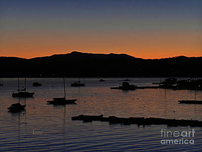 Photograph - First Autumn Sunrise Freeze by Felipe Adan Lerma
