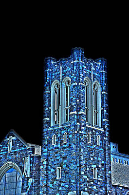 Photograph - First Baptist Church by Crystal Wightman