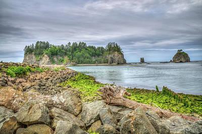 Photograph - First Beach by Spencer McDonald
