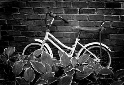 Photograph - First Bicycle by James C Thomas