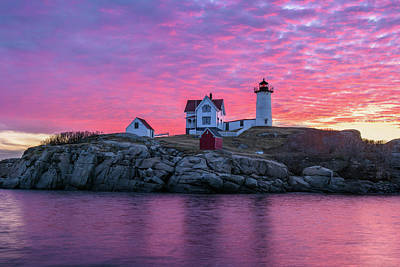 Photograph - First Blush by Michael Blanchette