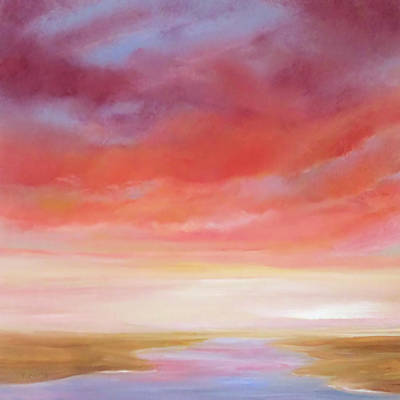 Painting - First Blush By V.kelly by Valerie Anne Kelly