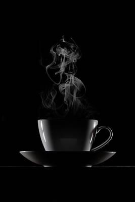 Photograph - First Coffee by Yvette Van Teeffelen