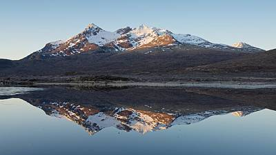 Photograph - First Light At Sligachan by Stephen Taylor