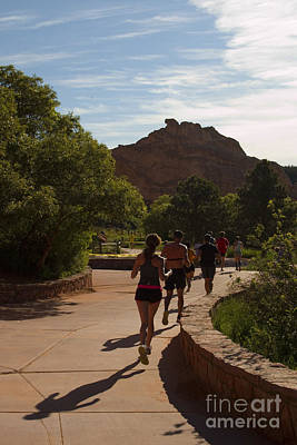 Door Locks And Handles Rights Managed Images - First Light in Garden of the Gods 10 Mile Run Royalty-Free Image by Steven Krull