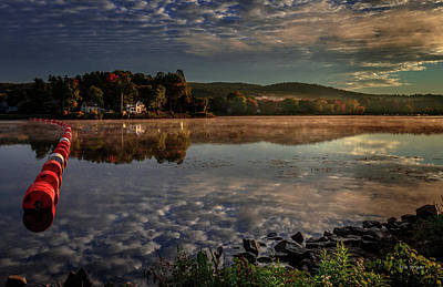 Photograph - First Light On The Connecticut River by Tim Bryan