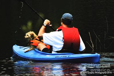 Photograph - First Mate by Tami Quigley
