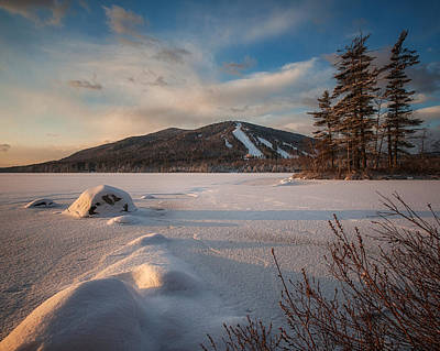 Photograph - First Morning Light by Darylann Leonard Photography