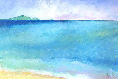 Painting - First Of Summer by Angela Treat Lyon